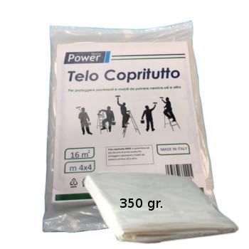 2 TELO COPRITUTTO 350GR SCATOLA DA 50 PZ