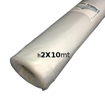 FOGLIA POLIETILENE EDILIX H2X10 100MY MTQ20 confezione da 6 PZ
