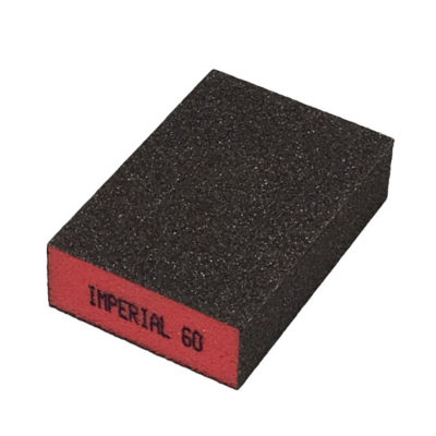SPUGNA ABRASIVA SBLOCK 90X70X25 GROSSA scatola da 50 PZ