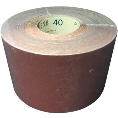CARTA VETRATA ROTOLONE E 28MM 120X50 MT GR040 scatola da 200M (4RT DA 50 M)